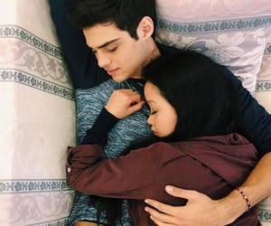 boys, lara jean, and lana condor image