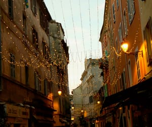 italy and lights image