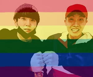 asia, gay, and kpop image