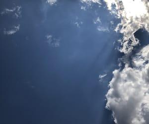 nice, sky, and by me image