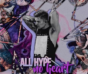bands, my edit, and fan edit image