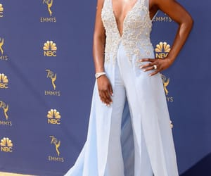 emmy, red carpet, and Vera Wang image