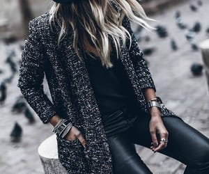 accessories, fashion, and leather image