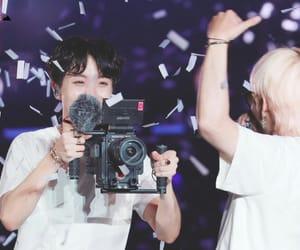 bts, hoseok, and taehyung image
