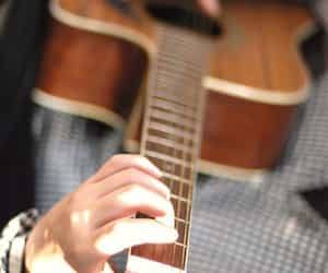 guitar, memories, and missyou image