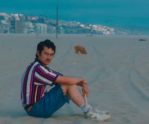 80s, music video, and wallows image