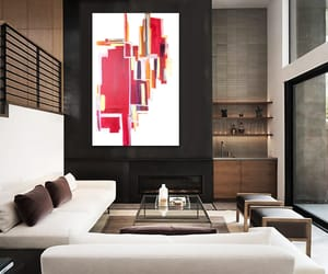 Abstract Painting, original art, and painting image