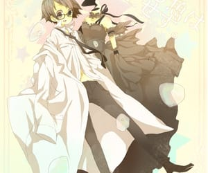 durarara, drrr, and celty image