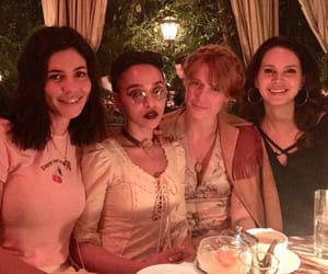 lanadelrey, fkatwigs, and florencewelch image