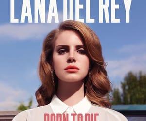 album, born to die, and lana del rey image