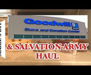 goodwill, video, and salvation army image
