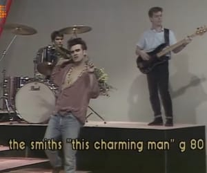 80s, morrissey, and the smiths image