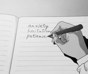 anime, aesthetic, and anxiety image