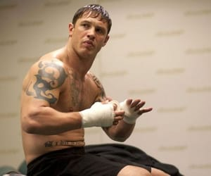 tom hardy and warrior image