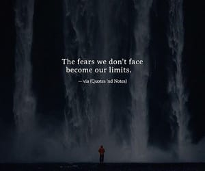 quotes, fear, and limits image