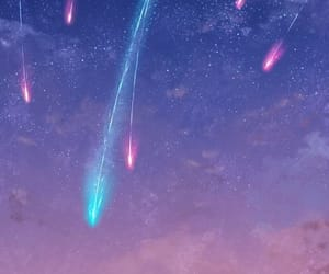 anime, wallpaper, and kimi no na wa image