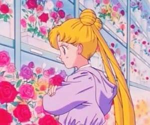 90's and sailor moon image