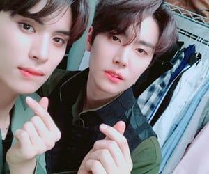 taeyang, jaeyoon, and sf9 image