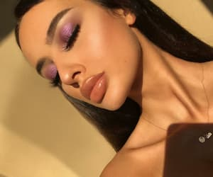 beauty, make up, and cyber aesthetic ghetto image