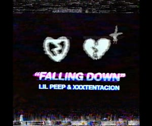 aesthetic, falling down, and Grudge image