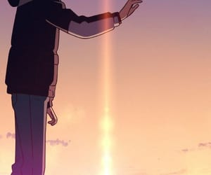 your name, taki, and kimi no na wa image