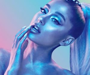 ariana grande, cloud, and sweetener image