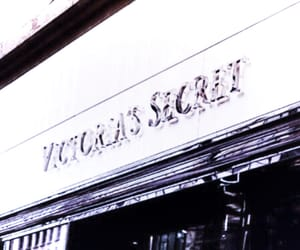 secret, victoria's, and store image