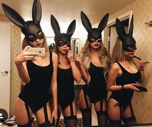Halloween, costume, and bunny image
