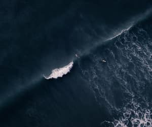 dark ocean image