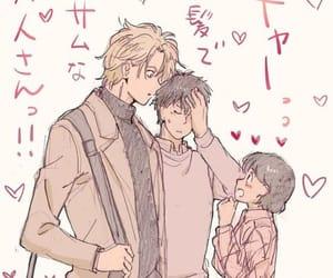 anime, ash, and couple image