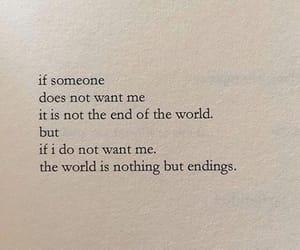 ending, enough, and life image