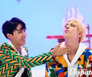 gif, jin, and kim seokjin image