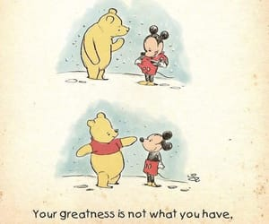 quotes, winnie the pooh, and disney image