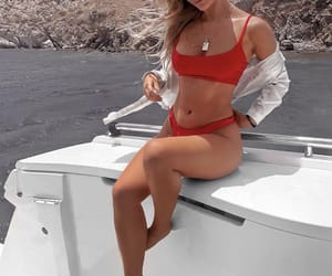 bathing suit, style, and views image