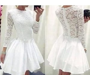 prom dress lace, prom dress with sleeves, and custom homecoming dresses image