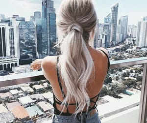 hair, city, and goals image