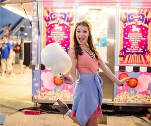 carnival, fair, and cotton candy image