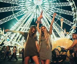 bff, fair, and carnival image