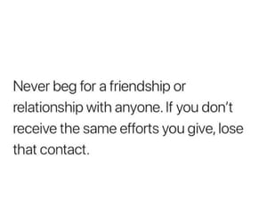 friendship, quote, and Relationship image