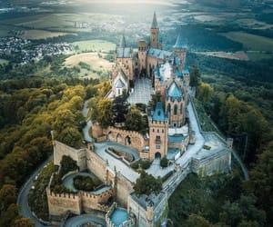 alemania, castle, and castillo image
