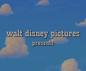 disney, clouds, and walt disney image