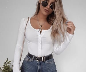outfit, style, and casual style image