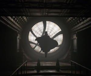 cloak, Marvel, and stephen strange image
