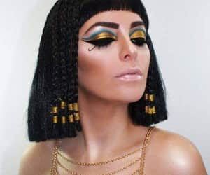 cleopatra and makeup image