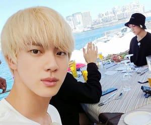 jin, kpop, and seokjin image