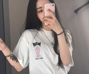 iphone, tattoo, and ulzzang image