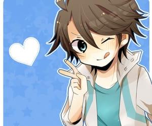 anime, heart, and moe image