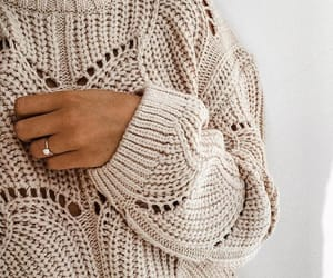 autumn, beige, and cosy image