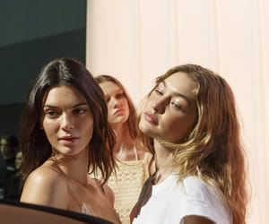 kendall jenner, new, and gigi hadid image