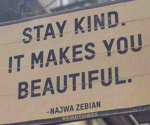 kind, poster, and najwa zebian image